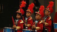 Marching Band UII Gelar Kompetisi Tingkat TK & SD