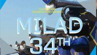 MILAD MBUII KE 34